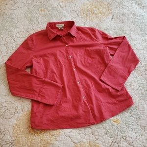 Banana Republic Stretch Longsleeve Button Down